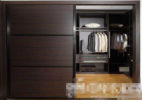 大爱这样的衣柜设计 风格各异经典实用