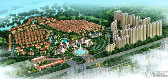 2014滁州商品房网签top10出炉 成交集中在城南