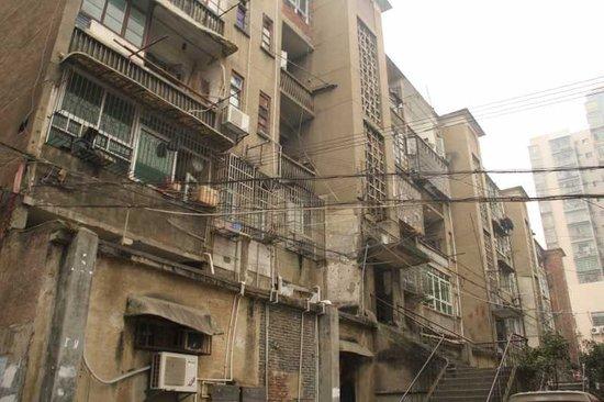 蚌埠市计划三年完成老旧小区整治改造