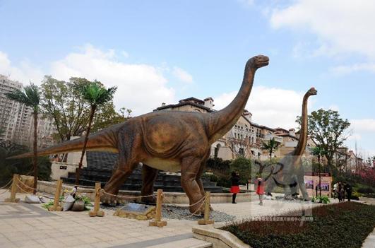 恐龙来了!荣盛南山郦都学区房即将隆重登场