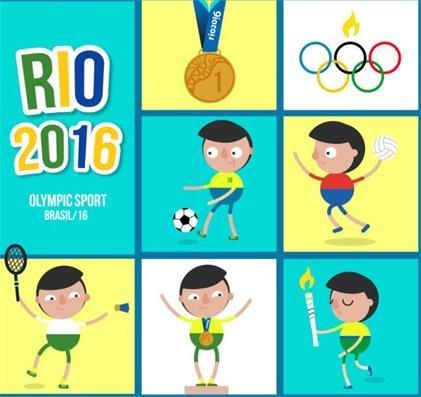 这些比赛熬夜都要看 教你正确围观里约奥运会