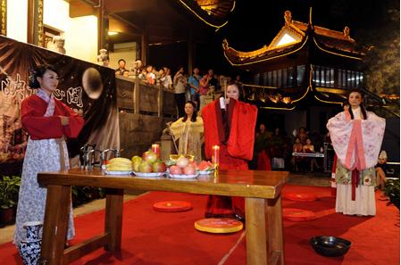 从古流传至今的中秋节习俗你知道多少?