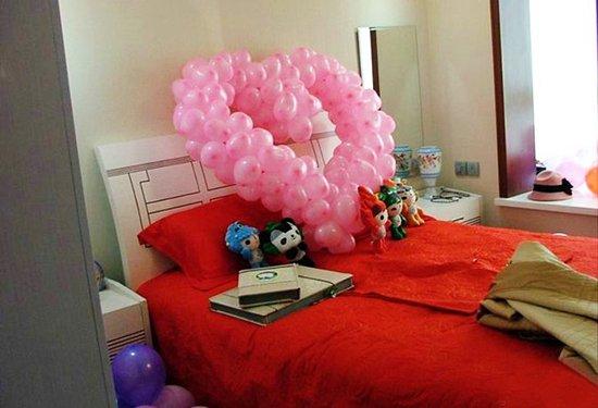 结婚季来袭 教你布置婚房卧室原创图片