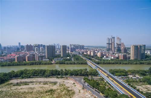 南京城北又一楼盘价超河西南