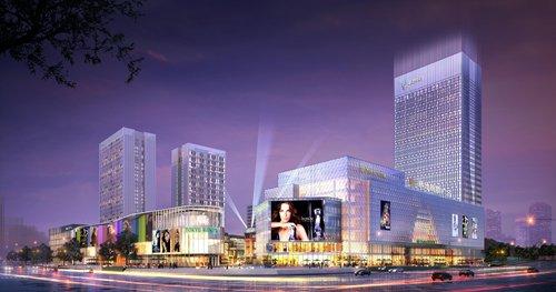 【新地城市广场】银泰城的小公寓 最赚钱的小公寓