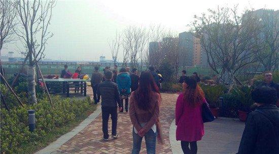 【东菱城市新地】春暖花开 看房团观光画中园林
