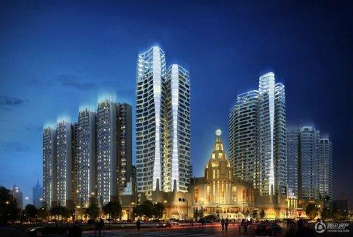 百乐门文化经贸广场 精装首付6.6万月供970元