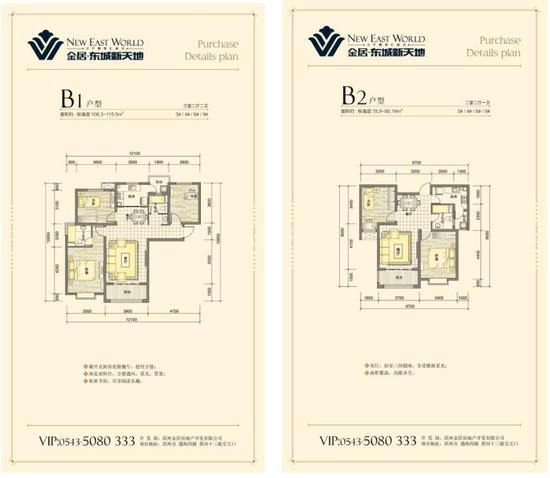 焦点:2017滨州地产项目最新动向(第五期)