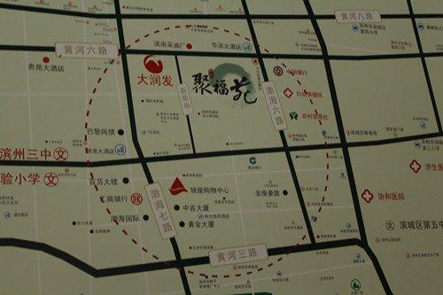 聚福苑:开盘在即  钜惠全城