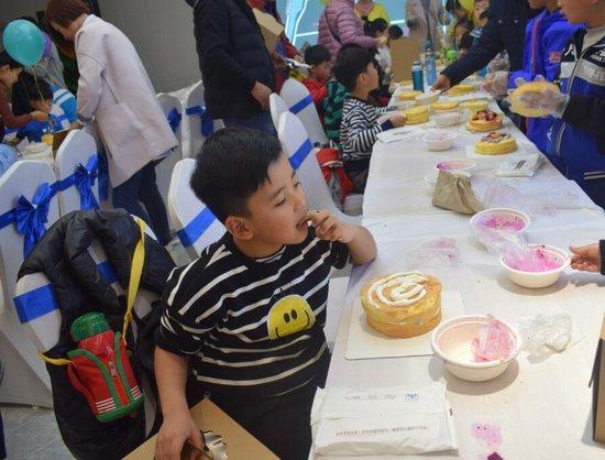烘焙幸福 定制美味 蛋糕DIY甜蜜开启