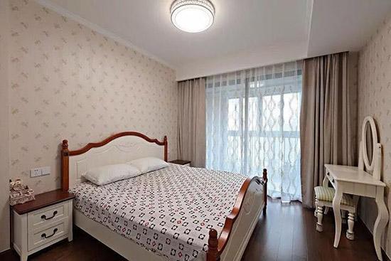90平美式小三房 布置的优雅得体难怪惹人爱