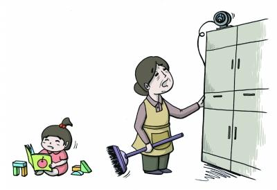 人手一块智能手表 监控孩子影响家庭和睦