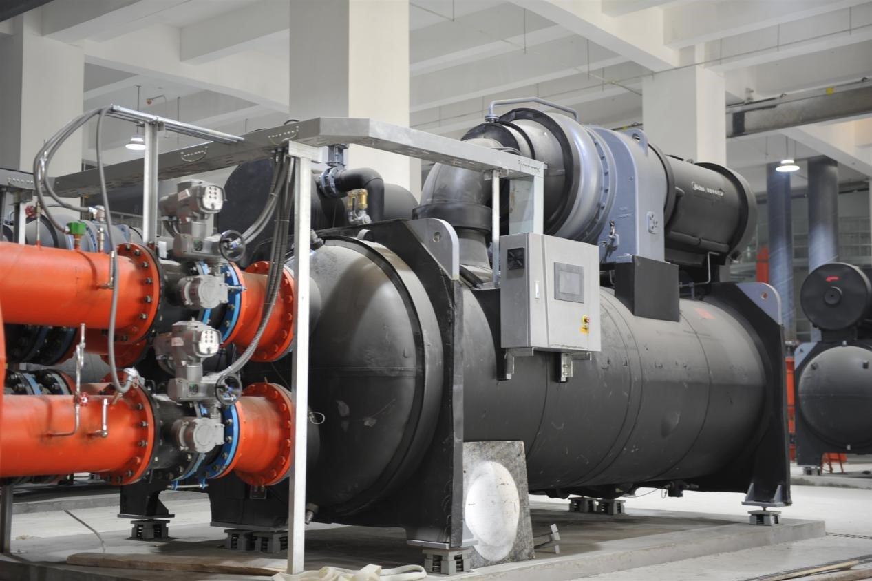 大兴机场将建成国内最大多能互补地源热泵