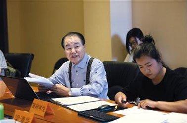 75岁韩国老人来京留学 连拿两个博士学位
