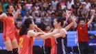 U20女排世锦赛中国五局险胜美国 蔡晓晴21分