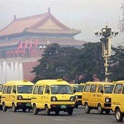 """从""""面的""""到""""互联网+""""——中国出租车发展回眸"""