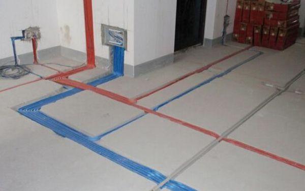 新房装修布线怎么做 室内装修电路图