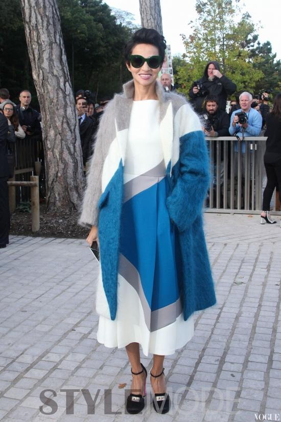 毛衣裙:懒人的完美时髦单品!