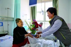 """南苑医院妇女节启动""""八YI行动"""""""