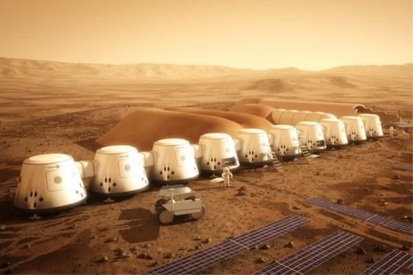 如果这项研究是真的,我们可能没法移民火星了