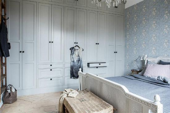 48平灰色系时尚公寓 成功扫除对小空间印象(图)