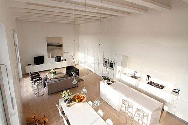简约家居装修设计 简约而不失华丽