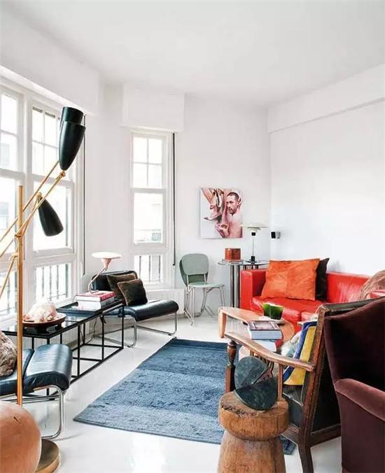 怎么用颜色搭配出房间的层次感?