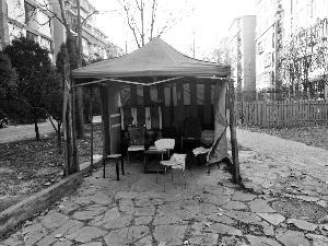 昌平一小区小区私搭窝棚被拆 业主找回清静