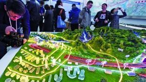 清华园隧道开掘 京张高铁预计2019年底通车