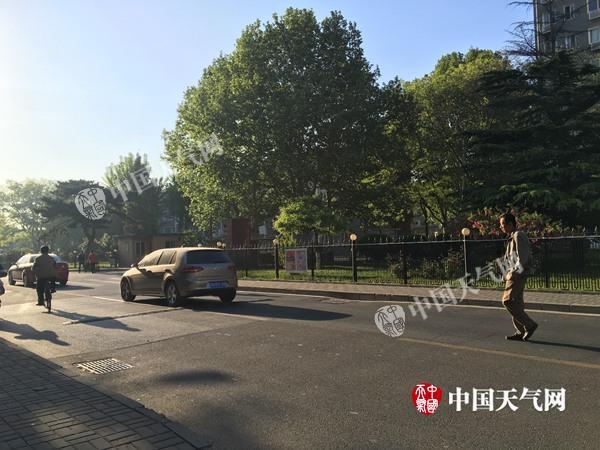 本周北京晴空持续 有望首次突破30℃