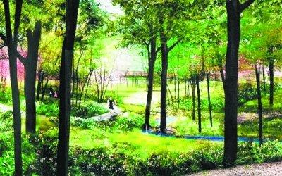 北京中轴线南北两端公园开建