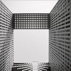 北京城市几何:镜头记录空间与线条之美