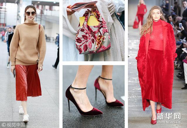 """春节红""""装"""" 红色丝绒带你开心回家过年"""