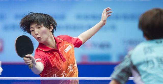 刘诗雯2分率武汉连胜 丁宁输球北京3连败