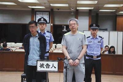 父欲卖房治病遭子杀害 医生收钱开假死亡证明同庭受审