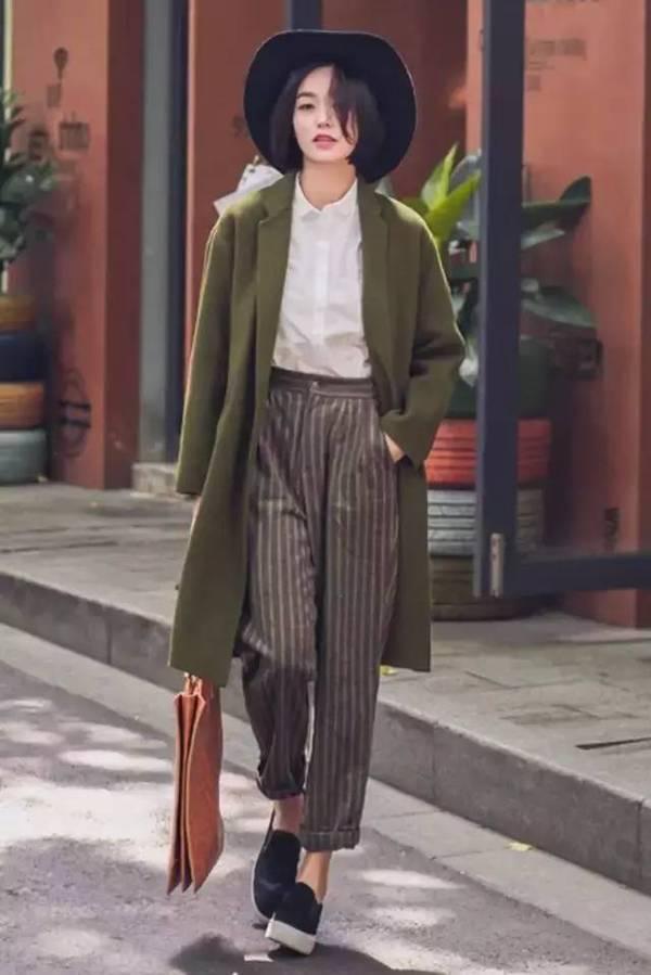 2017年最流行的大衣居然是这样的!图片
