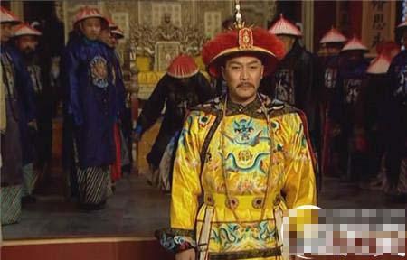 雍正皇帝阳光宅男 亲自戴假发装成洋人
