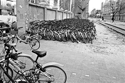 共享单车押金问题将立法解决
