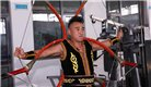 北京大爷拉800斤大弓