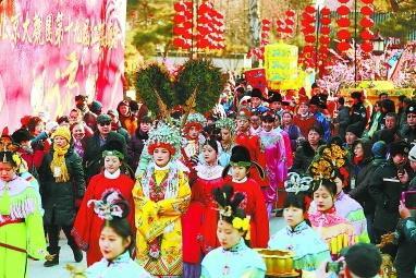 800余场文艺活动构成北京春节文化大餐