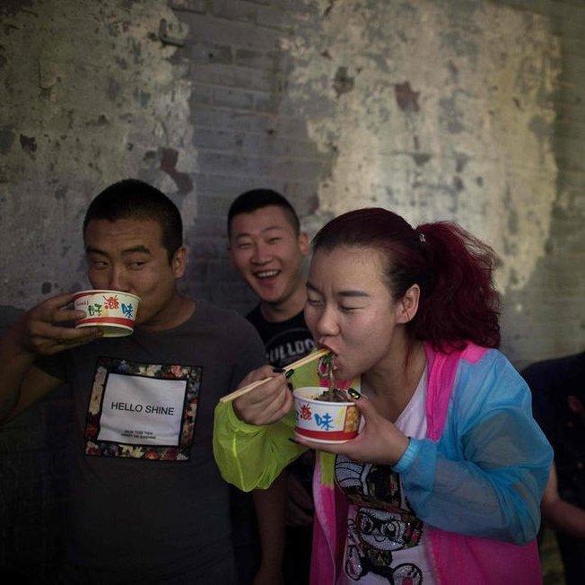 外媒摄影师实拍北京街头 市井气息才有人情味儿
