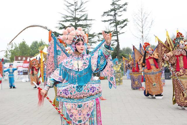 【中国梦·中华魂·戏曲情】中国戏曲文化周将于今日闭幕,精彩连连
