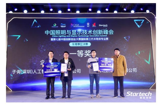 国际第三代半导体专业赛东南赛区决赛于南昌高新区圆满闭幕