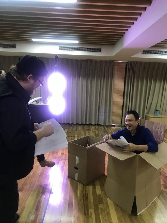王学圻领衔 大麦·超剧场2019开年剧目《爸爸的床》即将上演