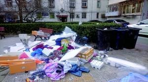 空地变成垃圾场 居委会称会督促清理