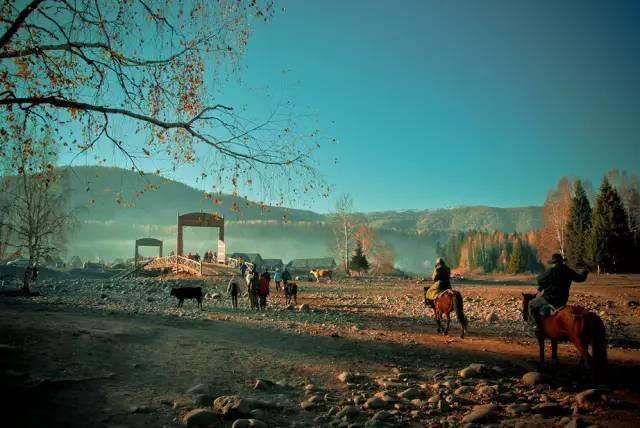 包揽世界美景 中国最后一片纯净无暇之地
