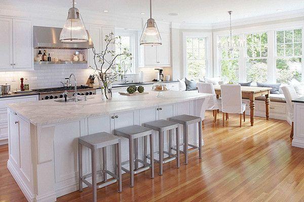 开放式厨房吧台如何设计 让生活更加精彩