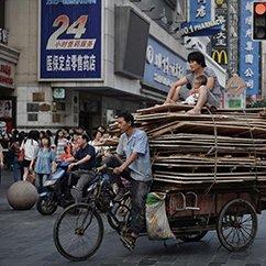 拾城:三轮车上的梦想