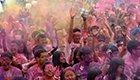 光猪跑彩色跑泡泡跑XX跑,北京跑步有这么多花样!