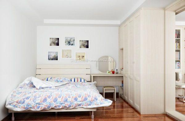 小卧室装修设计技巧 卧室空间要利用好